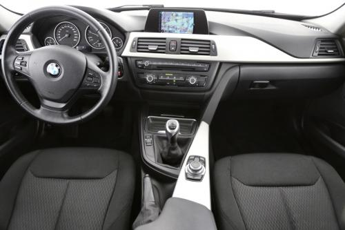BMW 318 Touring d + GPS + AIRCO + CRUISE + PDC + ALU 16