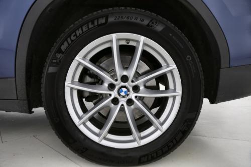 BMW X3 xDrive dA + GPS + AIRCO + CRUISE + PDC + CAMERA + ALU 18