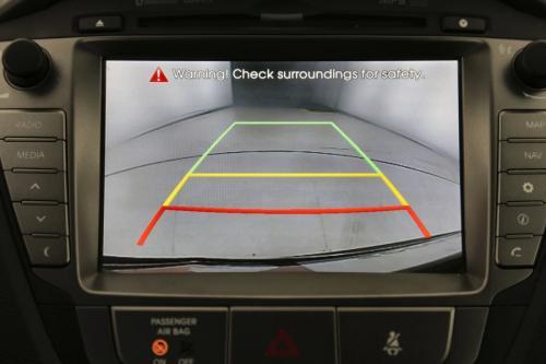 HYUNDAI IX 35 Move 1.7 CRDI 2WD + GPS + AIRCO + CRUISE + PDC + CAMERA + ALU 17