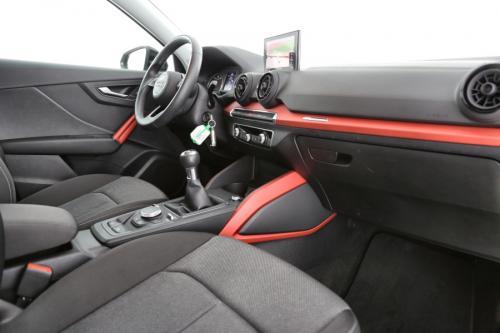 AUDI Q2 Sport 1.0 TFSI + GPS + AIRCO + CRUISE + PDC + ALU 17