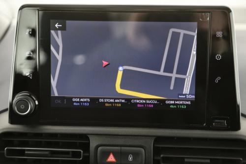PEUGEOT RIFTER 1.2 BENZINE + GPS + CAMERA + PDC + ALU 16