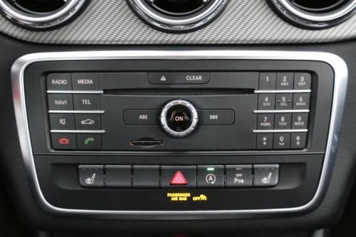 MERCEDES-BENZ GLA 200 CDI  + GPS + LEDER + AIRCO + CRUISE + PDC + CAMERA + ALU 17