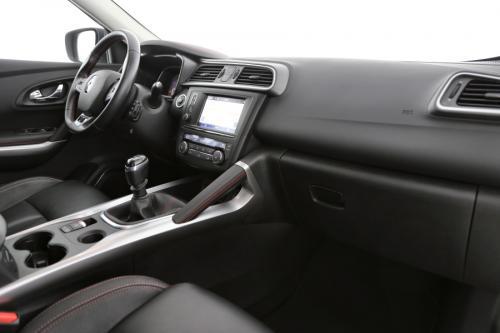 RENAULT Kadjar Energy 1.5 dci Black Edition + GPS + LEDER + AIRCO + CRUISE + PDC + CAMERA + ALU 19