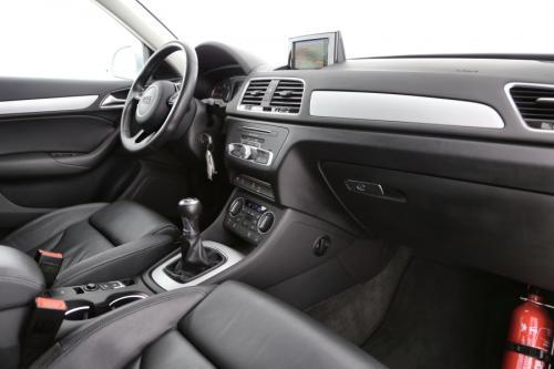AUDI Q3 Sport 2.0 TDI + GPS + LEDER + AIRCO + CRUISE + PDC + ALU 17 + XENON