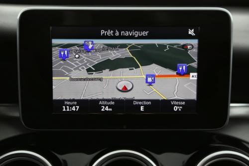MERCEDES-BENZ C 180 AMG Line d + GPS + LEDER + AIRCO + CRUISE + PDC + ALU 17