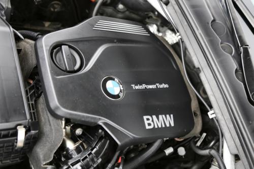 BMW X3 sDrive d + GPS + LEDER + AIRCO + CRUISE + PDC + ALU 17 + TREKHAAK