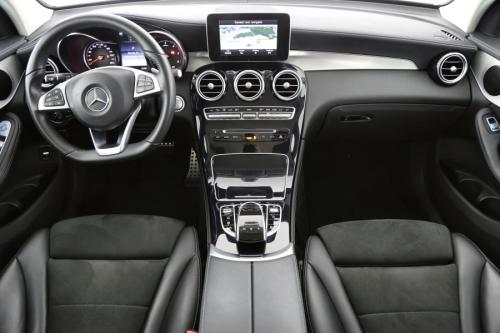 MERCEDES-BENZ GLC 250 CDI 4Matic + GPS + AIRCO + CRUISE + PDC + CAMERA + ALU 18