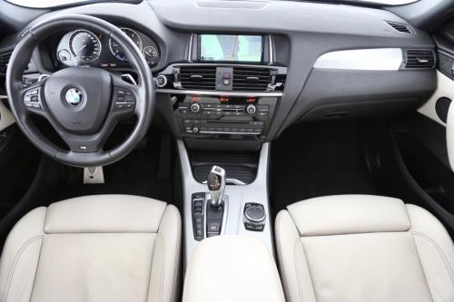 BMW X4 xDrive 20dA Shadow Line  M-SportKit  + GPS + LEDER + CRUISE + PDC + CAMERA + SCHUIFDAK + ALU 18 + TREKHAAK