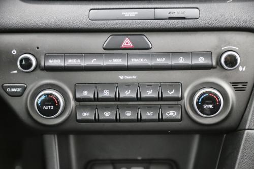 KIA Sportage EcoDynamics 1.6 Fusion 2WD ISG + GPS + AIRCO + CRUISE + PDC + CAMERA + ALU 17