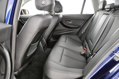 BMW 318 Touring dA + GPS + LEDER + AIRCO + CRUISE + PDC + ALU 16 + TREKHAAK