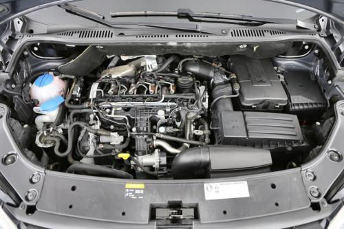 VOLKSWAGEN Caddy ComfortLine 1.6 TDI  + GPS + AIRCO + CRUISE + PDC + ALU 16 + TREKHAAK + 7 PL.