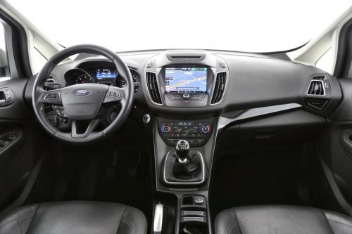FORD Grand C-Max Business Edition 1.5 TDCI + GPS + LEDER + PANO DAK  + CRUISE + PDC + CAMERA + ALU 16 + XENON + 7 PL.
