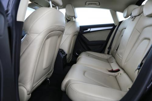 AUDI A5 Sportback 2.0 TDI + GPS + LEDER + AIRCO + CRUISE + PDC + ALU 17 + XENON