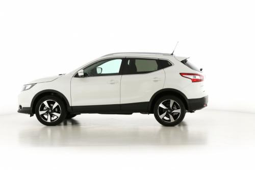 NISSAN Qashqai 1.5 DCI CONNECT EDITION -PDC V+A + CAMERA-XENON-PANORAMISCH DAK-GPS-VERDONKERDE RUITEN