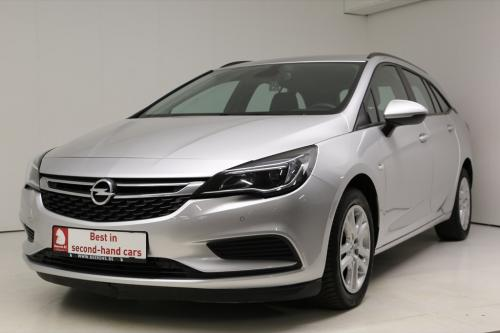 OPEL Astra Sports Tourer 1.6 EDITION + NAVI + PARKEERSENSOREN VOOR EN ACHTER + ALL SEASONBANDEN