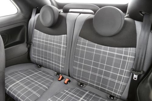 FIAT 500C Cabrio Lounge 1.2i Apple Carplay + A/T + PDC + AIRCO + ALU