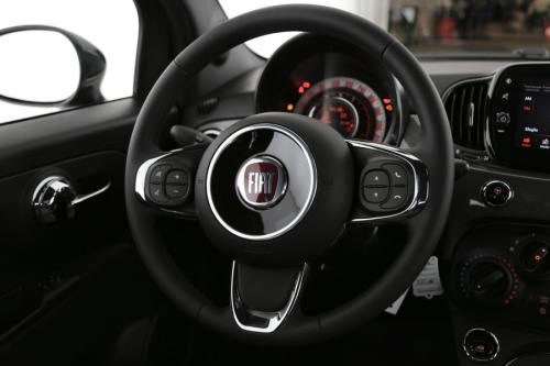 FIAT 500C Cabrio Lounge 1.2I Apple Carplay  + A/T + PDC + AIRCO + ALU