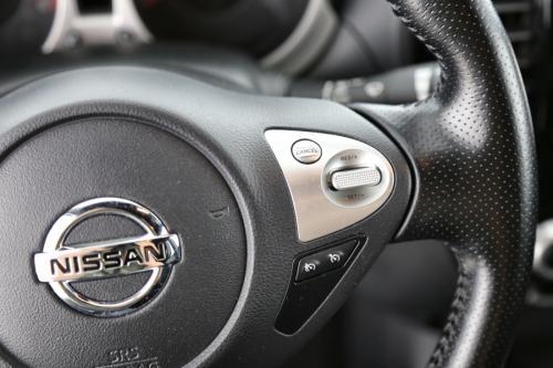 NISSAN Juke 1.6i +  A/T +  GPS + AIRCO + CRUISE + PDC + CAMERA +ALU 17