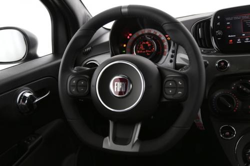 FIAT 500 Sport 1.2i Apple Carplay + A/T + AIRCO + CRUISE + PDC + ALU