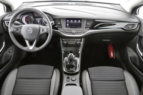 OPEL Astra SPORTS TOURER ELEGANCE 1.5 Turbo D CARPLAY + AIRCO + CRUISE + PDC + ALU 16