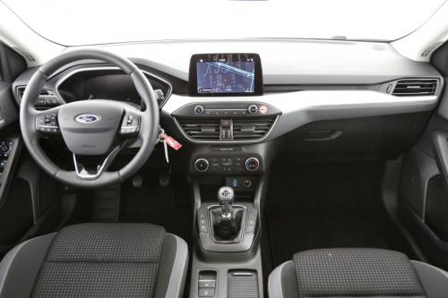 FORD Focus 1.5 EcoBlue Connected + GPS + AIRCO + CRUISE + PDC + ALU 16