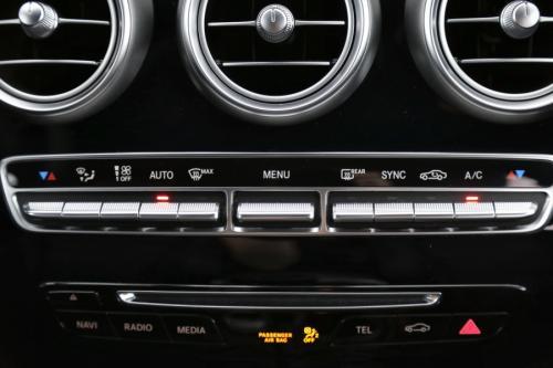 MERCEDES-BENZ C 200 AMG Line 4d + GPS + LEDRE + AIRCO + PDC + ALU 18