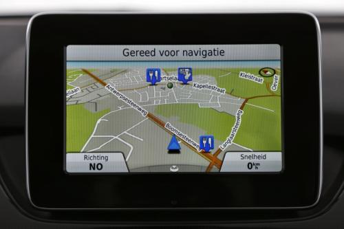 MERCEDES-BENZ B 180 CDI G-Tronic  + GPS + LEDER + AIRCO + CRUISE + PDC