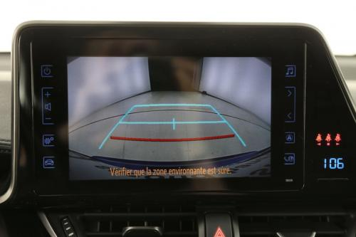 TOYOTA C-HR 1.8 VVT i-Hybrid + GPS + CAMERA + PDC + AIRCO + CRUISE + ALU 17