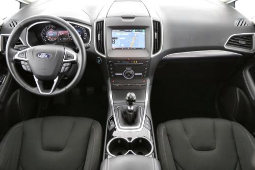 FORD S-Max Business Edition 2.0 TDCI + GPS + CRUISE + PDC + CAMERA + ALU 17 + TREKHAAK