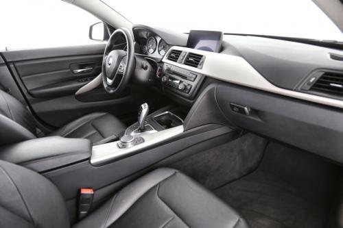 BMW 418 Grancoupe dA + GPS + AIRCO + CRUISE + PDC + ALU 16 + XENON