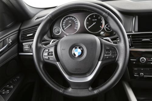 BMW X4 xDrive 20dA + GPS + LEDER + CRUISE + PDC + CAMERA + ALU 17 + XENON + TREKHAAK