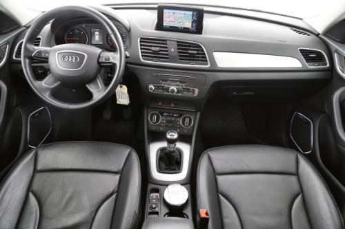 AUDI Q3 2.0 TDI S-Line + GPS + LEDER + PDC + XENON + CRUISE + ALU 18