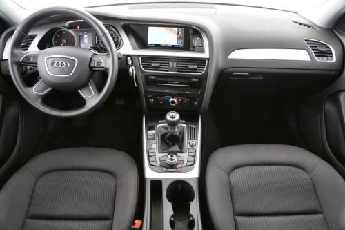 AUDI A4 Avant 2.0 TDI Ultra + GPS + AIRCO + CRUISE + PDC + ALU 16