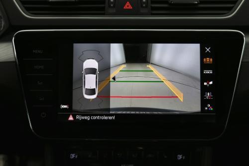 SKODA Superb Style 1.6 TDI + GPS + CAMERA + PDC + PANO DAK + CRUISE +  ALU 17