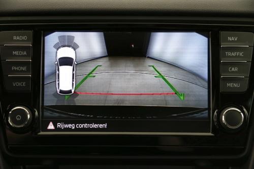SKODA Octavia Combi 2.0 TDI RS + GPS + LEDER + CRUISE + PDC + CAMERA + ALU 18 + PANO DAK + XENON
