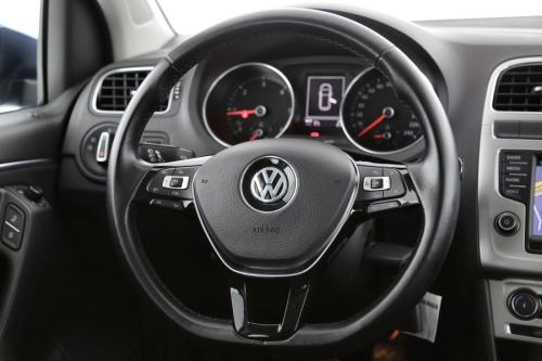 VOLKSWAGEN Polo Sportline 1.4TDi BMT + GPS + PDC + Schuifdak + CRUISE + ALU