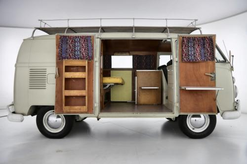 VOLKSWAGEN T2 Split Screen Campingcar