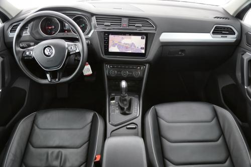 VOLKSWAGEN Tiguan ComfortLine 2.0 TDI DSG + GPS + CARPLAY + LEDER + CAMERA + PDC