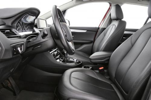 BMW 218  GranTourer d + 7 PL + GPS + LEDER + PANO DAK + CAMERA + PDC + CRUISE + TREKHAAK + ALU 16