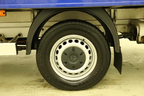 VOLKSWAGEN Crafter  35 LWB DPF Chassis-cabine