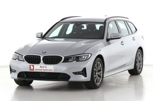 BMW 320 d Touring Sport Line | Automatic | Live Dashboard Professional | Active Cruise Control | Heated Front Sport Seats | DAB | HiFi | PDC | Leather Sports Steering Wheel
