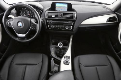 BMW 116 Efficient Dynamics Edition  d + GPS + LEDER + PDC + CRUISE + ALU 16