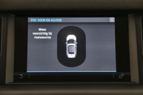 LAND ROVER Discovery DISCOVERY SPORT 2.0 D + GPS + HALF LEDER + PDC