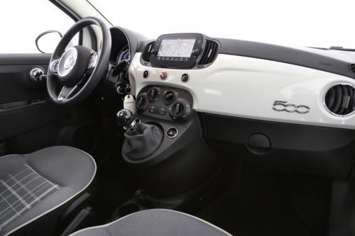 FIAT 500 Lounge 0.9i TwinAir + GPS + CRUISE + PDC + PANO DAK + ALU