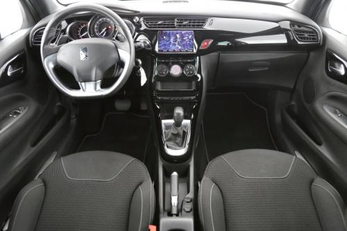 DS AUTOMOBILES DS 3 SO CHIC 1.2 PURETECH + A/T + GPS + CAMERA + PDC