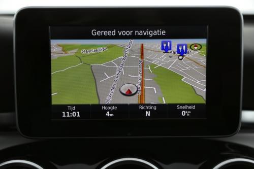 MERCEDES-BENZ C 180 Break d + GPS + LEDER + PDC + CRUISE + TREKHAAK + ALU 16
