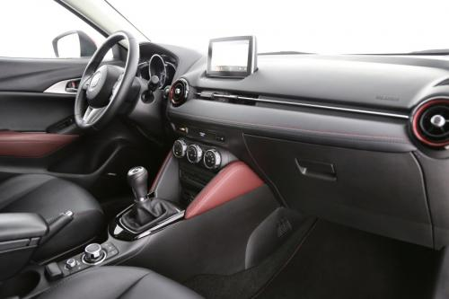 MAZDA CX-3 Pure Edition 1.5 SkyActiv-D + GPS + CAMERA + PDC + CRUISE + AIRCO + ALU 18