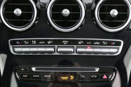MERCEDES-BENZ C 180 Avantgarde dA + GPS + PDC + CRUISE + AIRCO + ALU 17