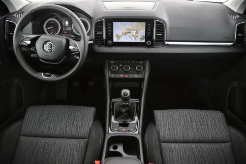 SKODA Karoq 1,5 TSI Style 150HP | Rain & Light Sensor | Parkings Sensors Front & Rear | Heated Front Seats | Darkened Windows