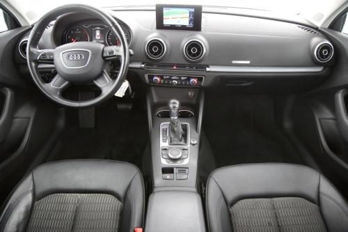 AUDI A3 Ambition 1.6 TDI S-Tronic + GPS + PDC + CRUISE + AIRCO + ALU 16